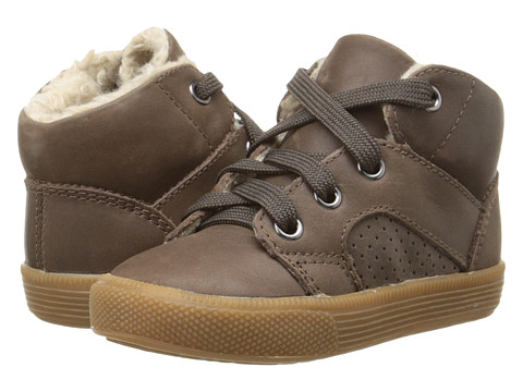 Old Soles Toasty (Toddler/Little Kid) - Distressed Tan