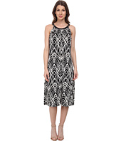 Calvin Klein - Print Halter Midi Dress