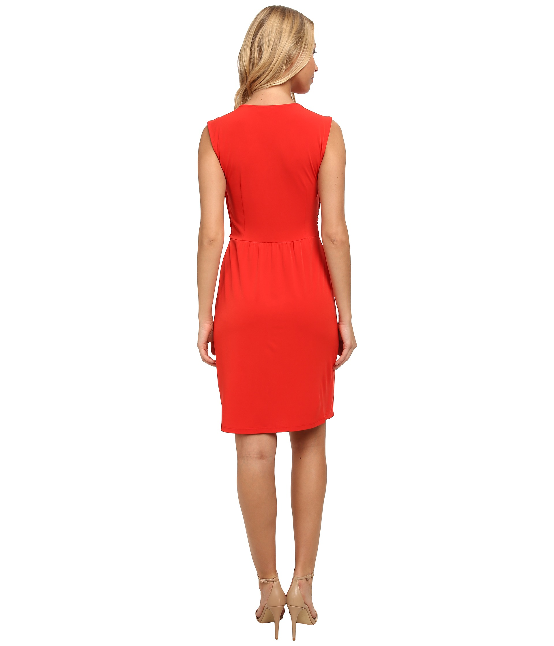 Sweater Dress Calvin Klein Calvin Klein Wrap Dress w/