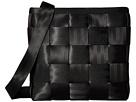 Harveys Seatbelt Bag Mini Messenger (Salvage Black)