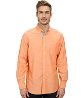 Nautica - Long Sleeve Solid Oxford