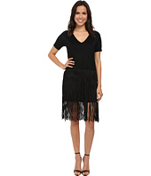French Connection - Spotlight Fringe Dress