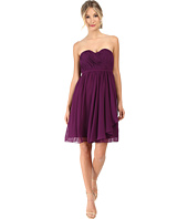 Donna Morgan - Lindsey Strapless Chiffon Dress
