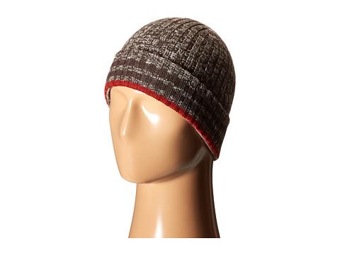 Smartwool Thunder Creek Hat - Chocolate Heather