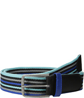 Original Penguin - Antonio Webb Stripe Belt
