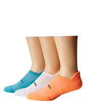 Feetures - HP Light Cushion No Show Tab 3-Pair Pack