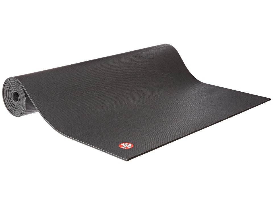 Manduka Black Mat PRO Long Black Athletic Sports Equipment