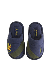 Polo Ralph Lauren Kids - Rugby Crest Scuff (Toddler)