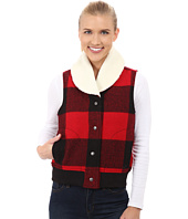 Woolrich - Giant Buffalo Wool Vest