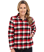 Woolrich - Pemberton Fleece-lined Flannel Shirt Jacket