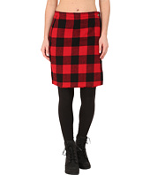 Woolrich - Richville Wool Buffalo Skirt
