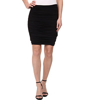 Three Dots - Side Ruched Skirt