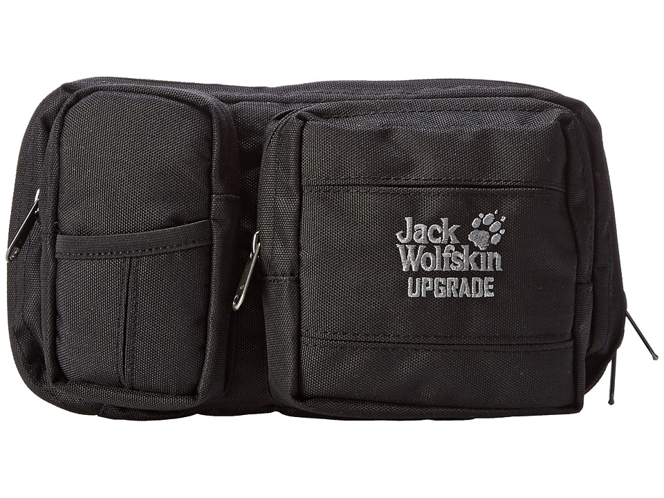 Jack Wolfskin - Upgrade (Black) Backpack Bags