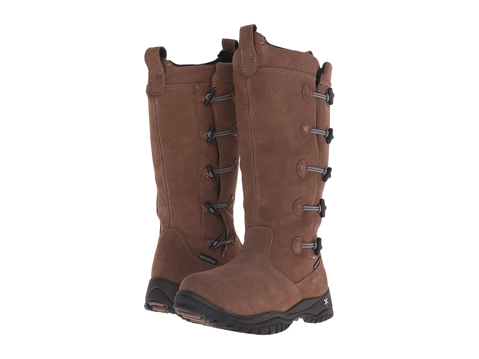 Baffin Carla Taupe Womens Work Boots