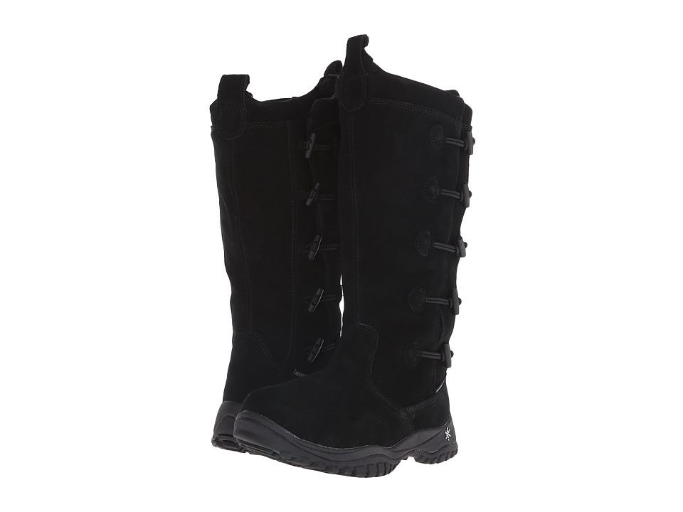 Baffin Carla Black Womens Work Boots
