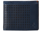 Original Penguin Hector Leather Wallet (Dress Blues)