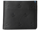 Original Penguin Jimmy Bifold Wallet (Black)