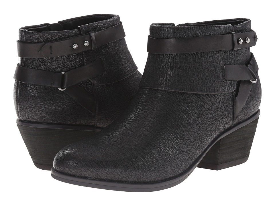Clarks - Gelata Freeza (Black Leather) Women