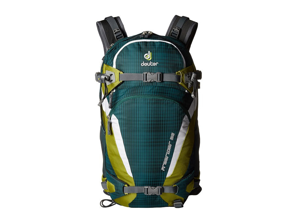 Deuter Freerider 26 Forest/Moss Backpack Bags