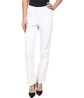 Jag Jeans - Peri Pull-On Straight Leg in White