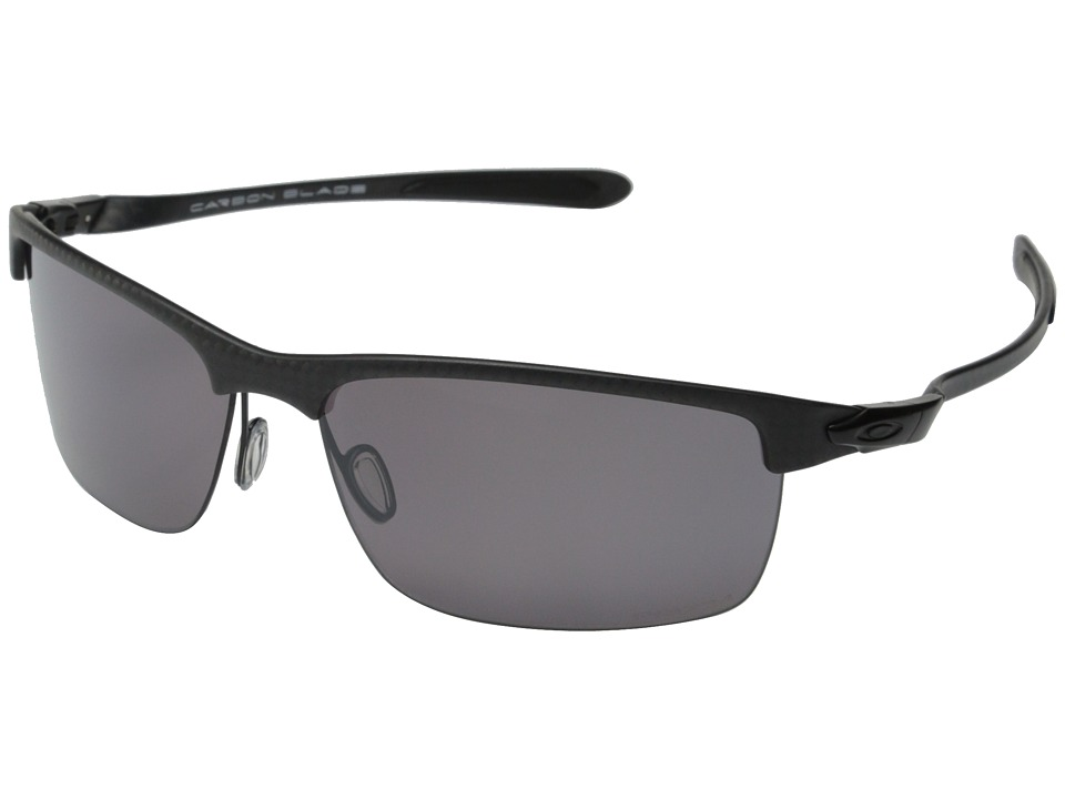 Oakley Carbon Blade Carbon Fiber/Prizm Daily Polarized Fashion Sunglasses