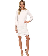 KAS New York - Magaly Cutwork Shift Dress