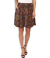 TWO by Vince Camuto - Tribal Beats Western Mini Skirt