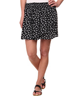 TWO by Vince Camuto - Pineapple Stamps Wrap Skort