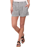 TWO by Vince Camuto - Printed Stripe Four-Pocket Shorts