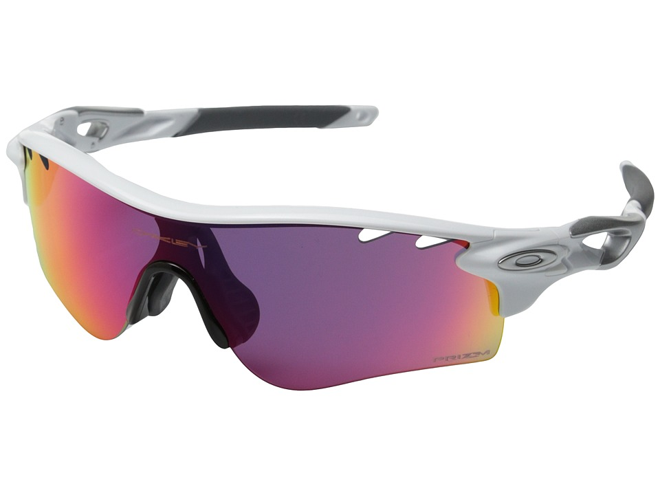 Oakley - Radarlock Path (Polished White/Prizm Road) Sport Sunglasses