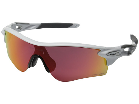 Oakley Radarlock Path - Polished White/Prizm Outfield