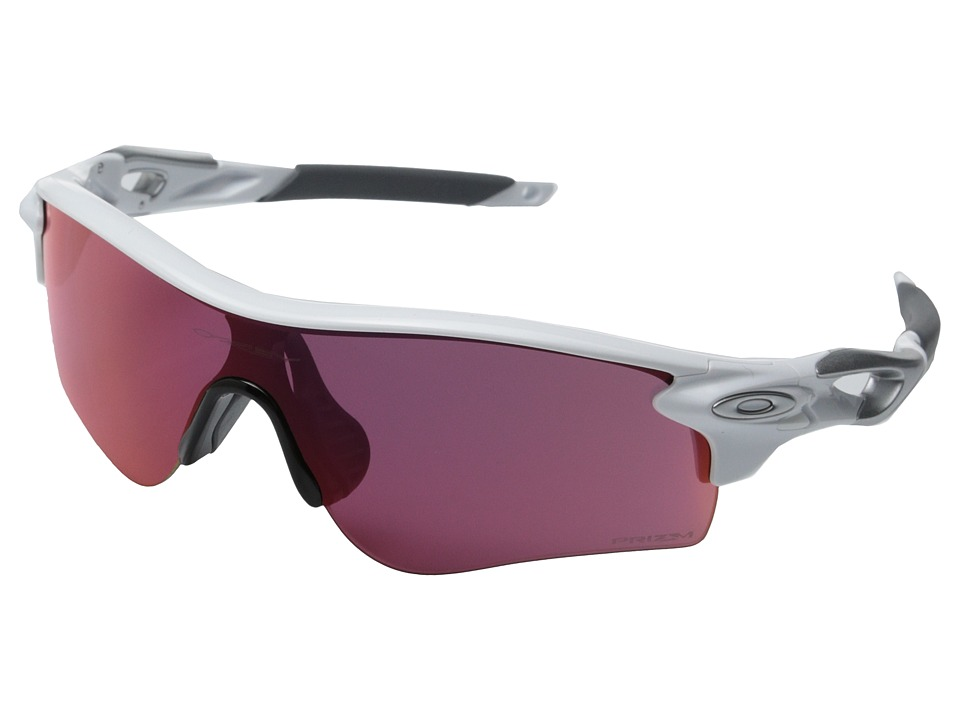 Oakley Radarlock Path Polished White/Prizm Infield Sport Sunglasses