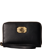 LAUREN by Ralph Lauren - Whitby Tech Zip Wristlet