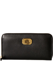 LAUREN by Ralph Lauren - Whitby Zip Wallet