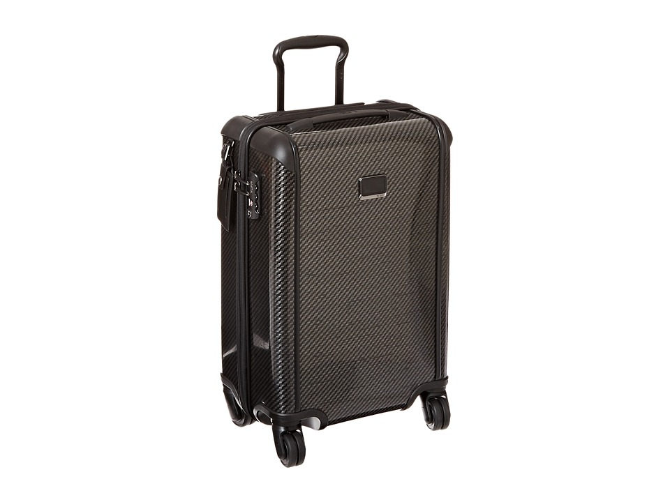 Tumi - Tegra-Lite - International Carry-On (Black Graphite) Carry on Luggage