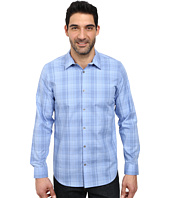 Calvin Klein - Plaid Cool Tech Woven Shirt