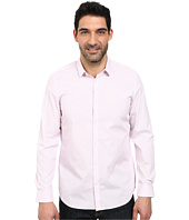 Calvin Klein - Cool Tech Ticking Stripe Woven Shirt