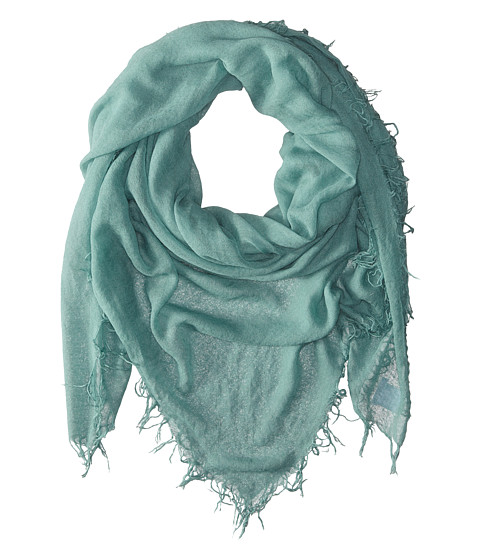 Chan Luu Cashmere and Silk Scarf - Mineral Blue