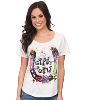 Gypsy SOULE - Splattered Horseshoe Top