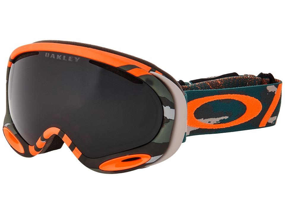 Oakley A Frame 2.0 Warhawk/Dark Grey Snow Goggles