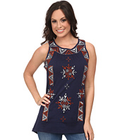Scully - Sophia Embroidered Tank Top