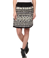Scully - Embroidered Ondine Skirt