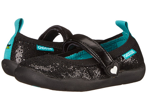 CHOOZE Jump (Toddler/Little Kid) - Glow Black