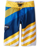 Billabong Kids - Slice Boardshorts (Big Kids)