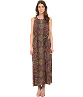 TWO by Vince Camuto - Sleeveless Tribal Beats Keyhole D/S Maxi