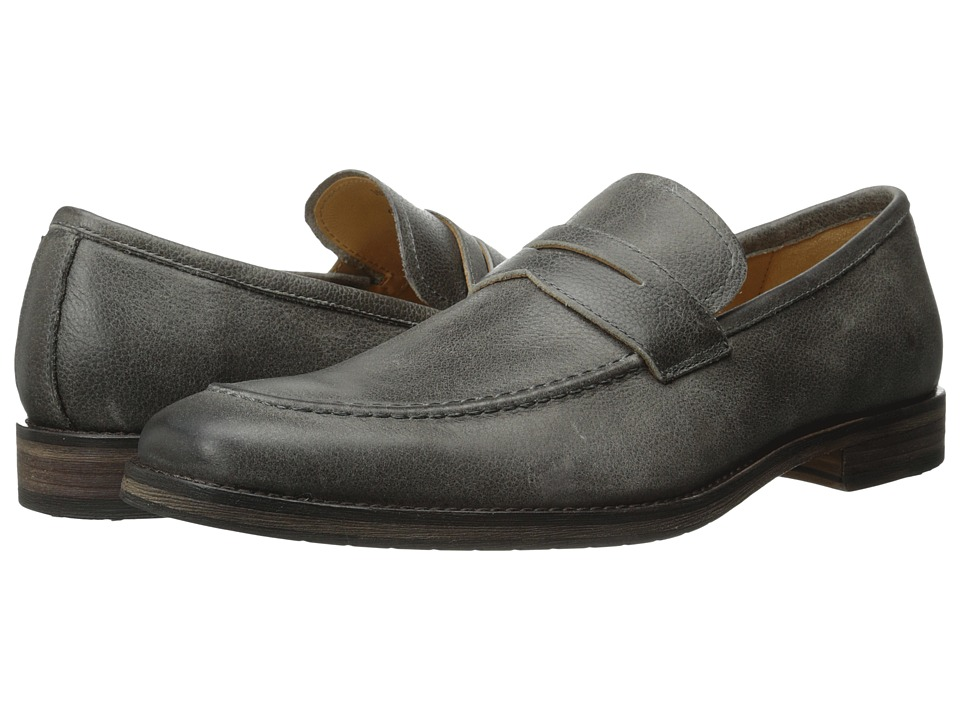 Ron White Aiden Slate Antique Pebble Calf Mens Shoes