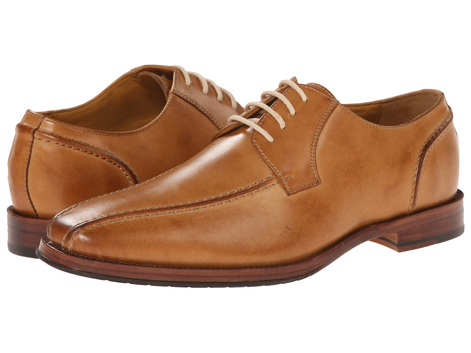 Ron White George Camel Burnished Calf Mens Shoes
