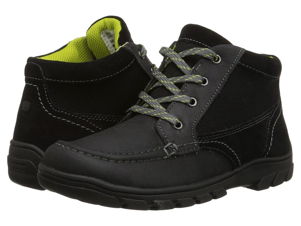 Florsheim Kids Trektion Hiker Boot Jr. Toddler/Little Kid/Big Kid Black Boys Shoes