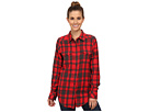 KAVU Billie Jean Shirt (Red)