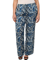 MICHAEL Michael Kors - Plus Size Easy Wideleg Pants